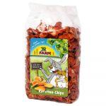 Jr Farm Pedaços de Cenoura 125 g