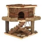 Trixie Casa Ida em Madeira Natural para Ratos e Hamsters