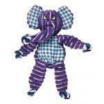 Kong Brinquedo Cão Floppy Knots Elefante Medium - Large