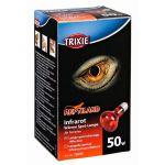 Trixie Reptiland Infrared Heat Spot-lamp, Red 50W