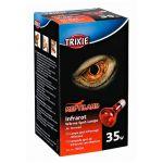 Trixie Reptiland Infrared Heat Spot-lamp, Red 35W