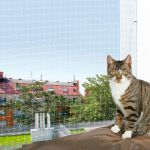 Trixie Rede de Proteção Gatos L