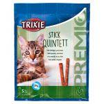 Trixie Premio Stick Quintett com Frango e Fígado - 17103