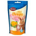 Trixie Mini Drops com Dente-de-leão para Roedores