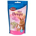 Trixie Mini Drops com Iogurte para Roedores 75g