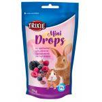 Trixie Mini Drops com Frutos Silvestres para Roedores