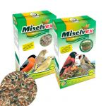 Orniex Miselvex Mix Aves Selvagens 1Kg