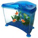 Marina Aquário Água Fria 10 litros Azul