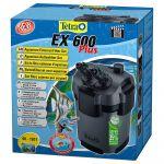 Tetra Ex Plus Filtro Externo Ex 400 Plus Aquários de 80 Litros