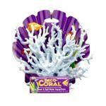 """Penn Plax Coral Azul Aquários """"6.4 x 17.1 x 15.2 cm"""""""