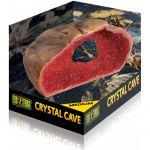 """Exo Terra Esconderijo """"crystal Cave"""" Pequeno (PT2867)"""