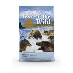 Ração Seca Taste of the Wild Pacific Stream Adult Smoked Salmon 12,2Kg