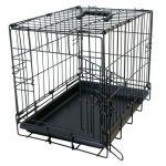Duvo+ Jaula Transportadora Dog Crate 2 Portas Xs