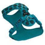 Nayeco Peitoral com Bolinhas 3D Azul M