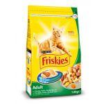 Ração Seca Friskies com Coelho, Frango e Legumes 20kg