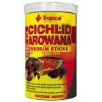 Tropical Cichlid & Arowana Medium Sticks 1 L
