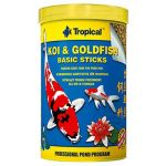 Tropical Koi&goldfish Basic Stick 5 L