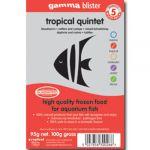 Gamma Quinteto Tropical (blister 100g)