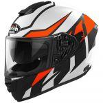 Airoh Capacete St 501 Frost Orange Matt S