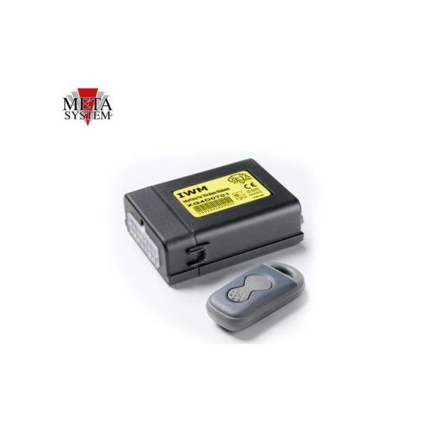 MetaSystem A0600374 - Modulo recetor RF Transmissor com 1 comando