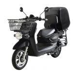 Sunra Scooter Elétrica Cagoo Matriculável 3000W (Preto) - SE53405
