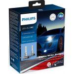 Philips LED H1 X-treme Ultinon gen2 11258XUX2 x 2un. 11258XUX2