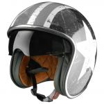 Origine Capacete Sprint Rebel Star Grey - S