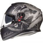 MT Helmets Capacete Thunder 3 Sv Vlinder Matte Gray - M