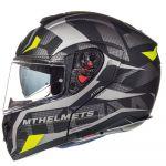 MT Helmets Capacete Atom Sv Divergence Matte Grey - XS