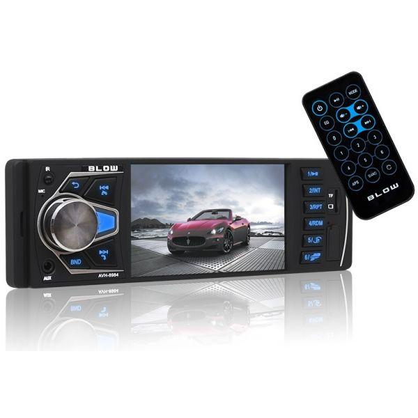 Blow Auto-rádio AVH-8984 Lcd 4POL MP5/USB/SD/MMC/BT