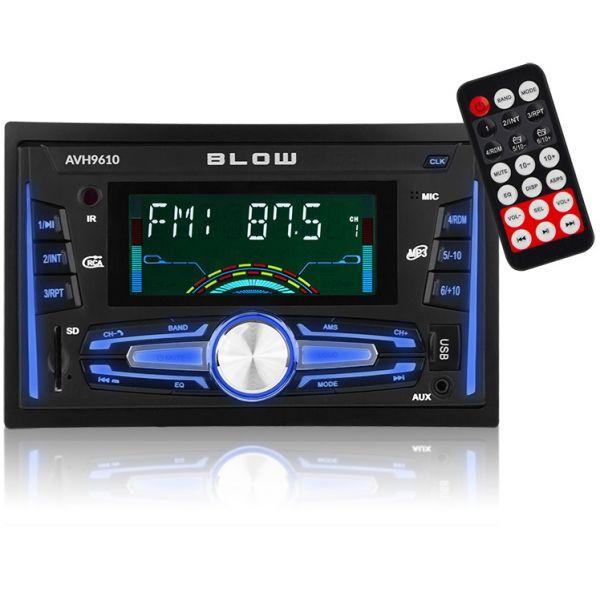 DIV Auto-Rádio 4x 50W Mp3 - AVH-9610