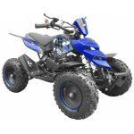 Malcor Moto 4 50CC 2T Miniquad Kf (azul) - AZL-KF
