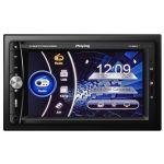 "Peiying Auto Rádio TFT 6,2"" (GPS, Bluetooth) MP4/MP3/JPG/USB/SD/AUX - PY9908"