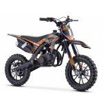 Malcor Pit Bike Xze 50cc (laranja) - XZORANGE