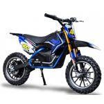Malcor Pit Bike Elétrica Xze 500w 36v (azul) - E500WB