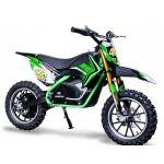 Malcor Pit Bike Elétrica Xze 500w 36v (verde) - E500WG