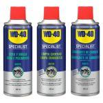 WD-40 Tri-Pack Motorbike 400mlx3 34345/96