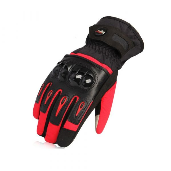 ProBiker Luvas Impermeáveis Black/Red L