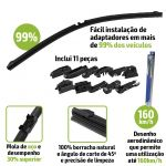 Escovas de Limpa Vidros Obn 26' 650mm - 53758