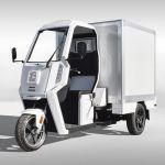 Kenwee Moto Elétrica Matriculável 100% Utilitário