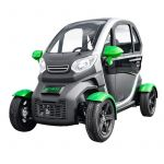 Kenwee Carro Elétrico Matriculável Lithium (Green Edition) - KENWEE-LITHIUM-VRD
