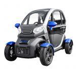 Kenwee Carro Elétrico Matriculável Lithium (Blue Edition) - KENWEE-LITHIUM-AZ