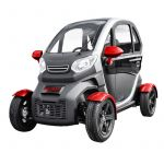 Kenwee Carro Elétrico Matriculável Lithium (Red Edition) - KENWEE-LITHIUM-VRM