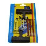 TSX Kit Reparação de Pneus Reparador Rápido de Furos Rodas Carro Moto