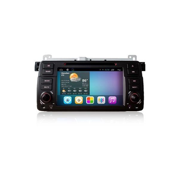 Radio Android Especifico Gps Bmw E46 1998-2005