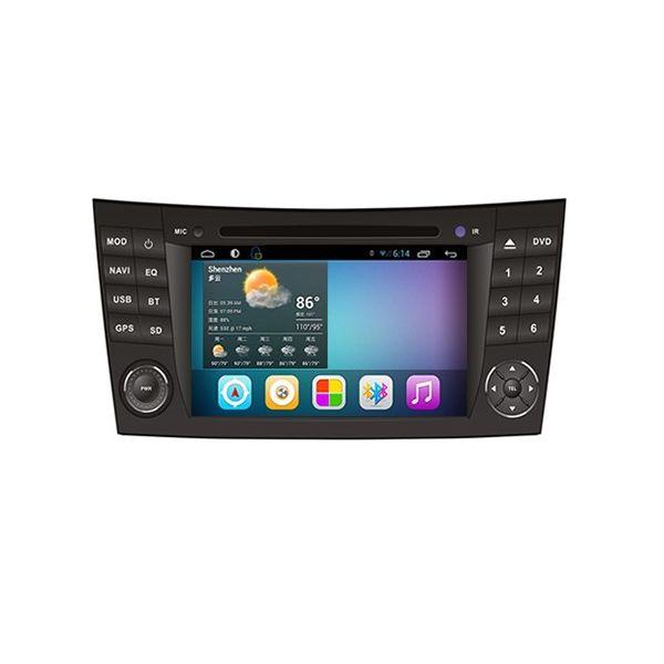 Radio Android Gps Mercedes Classe e W211