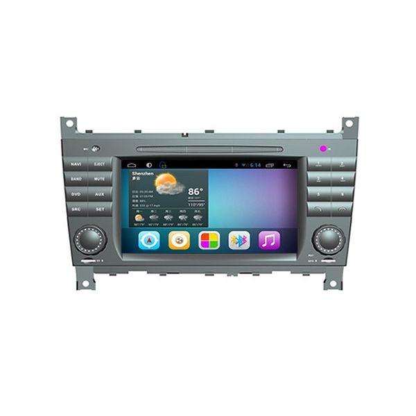 Radio Original Especifico mb C W203 2004-2007