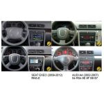 Radio Original Especifico Gps Audi A4 Seat Exeo 2002-2008