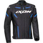 Ixon Casaco Moto Striker Preto/branco/azul - XL