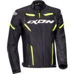 Ixon Casaco Moto Striker Preto/branco/ama - XL